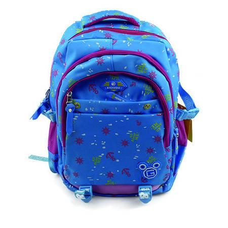 威尼特大容量初中生高中生学生书包旅游双肩包轻便包