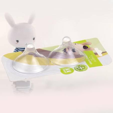 美啦美啦 乳头保护罩(2个装) 适用0个月以上宝宝 ML-1626