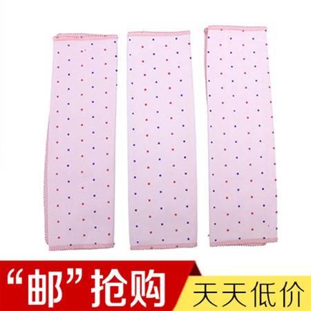 【9.9元包邮】囝囡亲 婴儿纯棉印花超柔奶巾 22*22cm(3条装) 一等棉纱 108