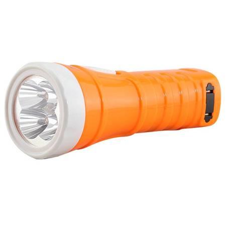 久量 LED充电式验钞多灯手电筒9054 350毫安 验钞照明 夜钓应急户外电灯 颜色随机