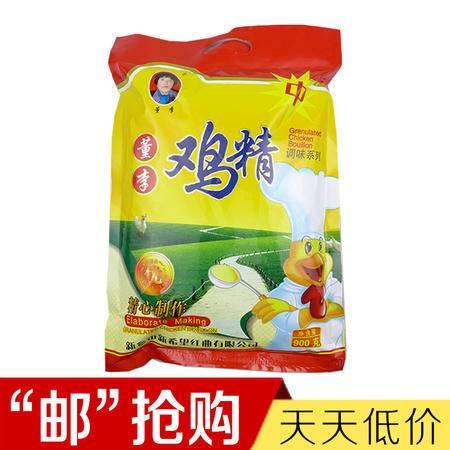 董李鸡精900克装 调味品调味料 煲汤热炒拌馅涮锅 鲜美醇厚