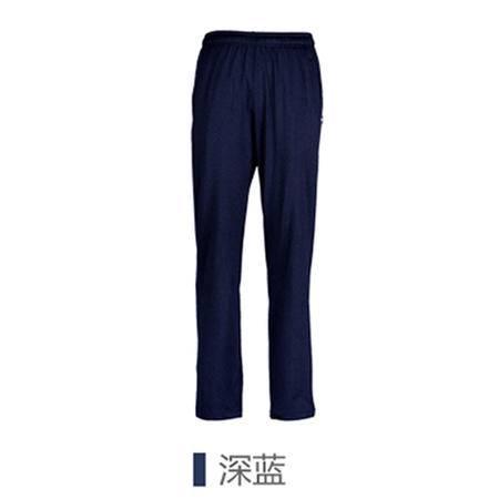 建侬系带松紧腰针织长裤 纯色休闲运动裤 舒适透气爽滑牛奶丝 9180 男女情侣款