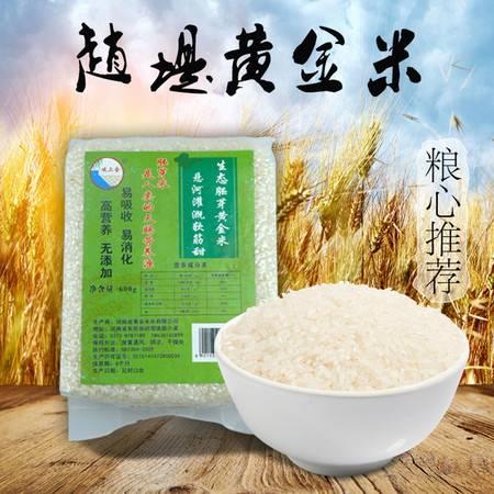 堤上金 胚芽米 600克 糙大米玄米营养农家胚芽米可发芽新米