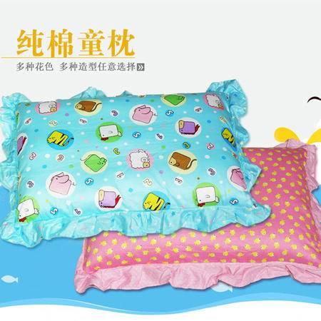 【仅限新乡地区销售】贝想儿童纤维枕 30*50cm 颜色随机 婴幼儿枕头 舒适透气吸汗