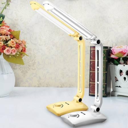 久量 充电折叠台灯护眼灯学习灯床头灯可充电小台灯6012