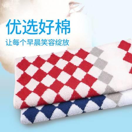 金号GA1096面巾 33*70cm/条 五条一组 颜色随机 纯棉洁面巾擦手巾擦身巾毛巾 1*5