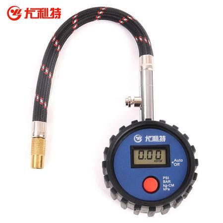尤利特 高精度数显胎压表 汽车用胎压计胎压监测轮胎气压表带放气