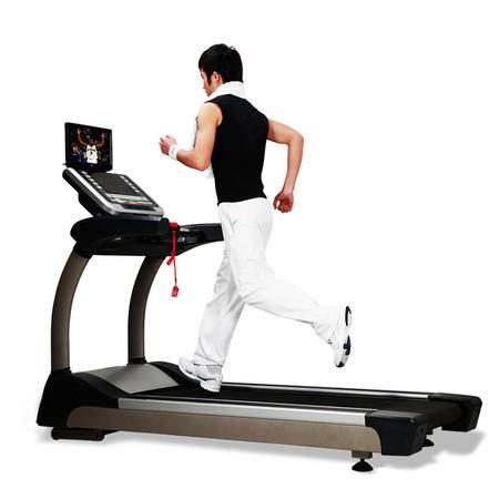 迈乔H-009豪华商务电动跑步机健身器材健身房专用专业跑步