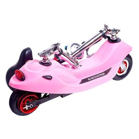 迈乔可携带电动车成人折叠二轮电动自行车休闲电动滑板车代驾车
