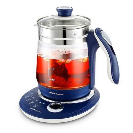 荣事达养生壶YSH1835高硅硼玻璃壶体养生、花茶多功能壶