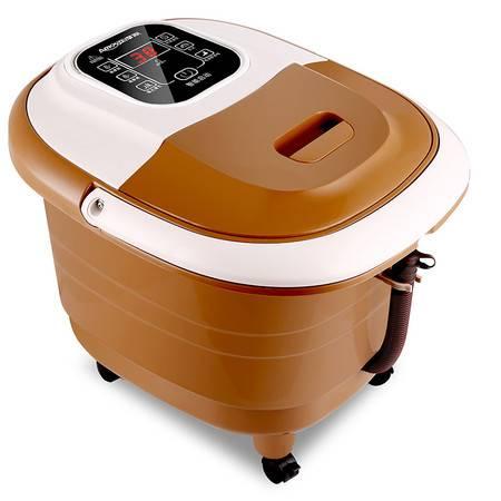 荣事足浴盆RS-FT05Z 养生电动全自动按摩恒温加热足浴器