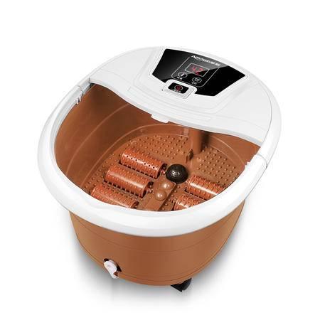 荣事达亚摩斯足浴盆RSD-FT05S按摩洗脚盆电动按摩足浴器加热泡脚盆