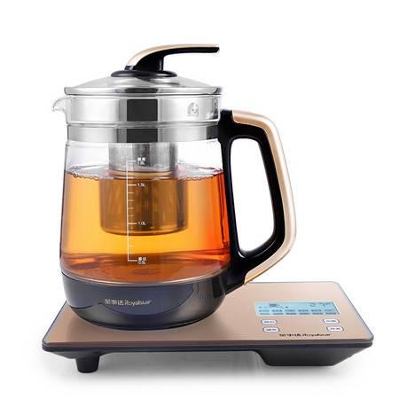 荣事达 养生壶YSH1899全自动加厚玻璃电煮茶多功能中药壶