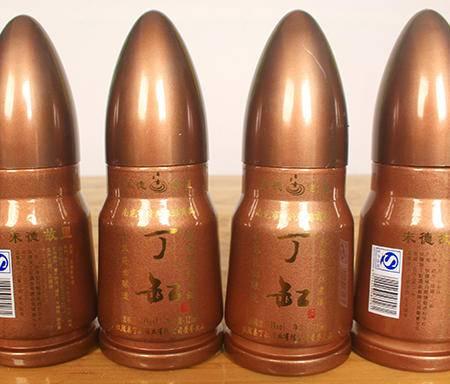 子弹  浓香型48º125ML