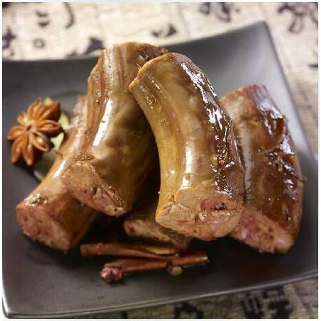 重庆梁平特产梁平张鸭子食品鸭肉类原味鸭脖散称240g