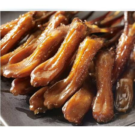 重庆梁平特产张鸭子休闲食品鸭肉类零食小吃鸭舌袋装55g