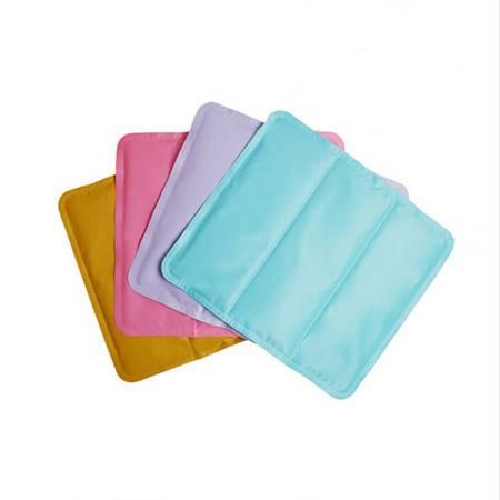 夏季降温冰垫 水垫 凉垫 汽车冰坐垫 水枕头 学生坐垫 凝胶冰垫坐垫 (未注水)紫色