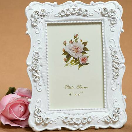 红兔子 白色回忆 树脂相框/欧式相框/田园相框