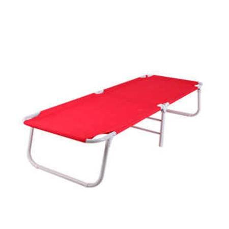 办公室午休床 折叠床躺椅单人加固午睡床行军床沙滩床陪护床三款可选