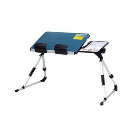 海帆牌铝合金笔记本电脑桌 折叠床上散热桌笔记本支架