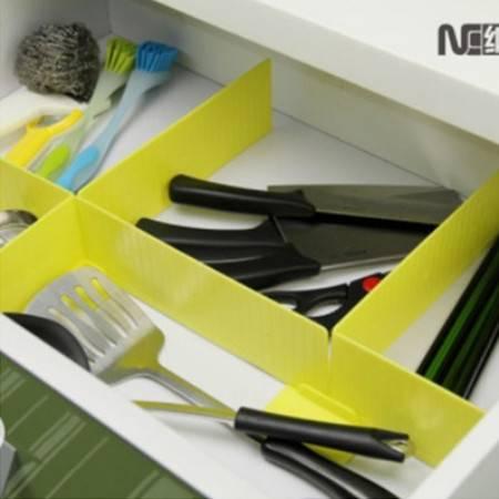 纳川组合式抽屉隔板(A0112)7枚装