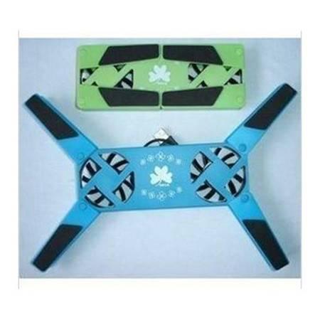 折叠便携 迷你型散热底座 散热器/双风扇 L5114