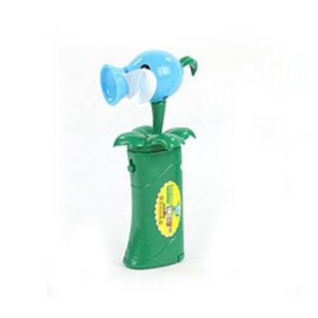 普润 豌豆小风扇 植物大战僵尸豌豆风扇玩具 夏日豌豆风扇JA4102
