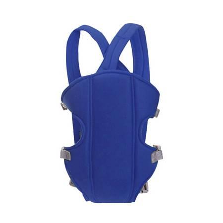 普润 婴幼儿双肩加垫背带--蓝色