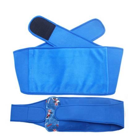 春笑 二合一暖腰宝 暖腰带 电暖袋 含电热水袋 暖腹宝 蓝色