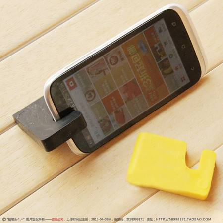 Luoke 彩色手机托架 手机架 适合平板智能手机
