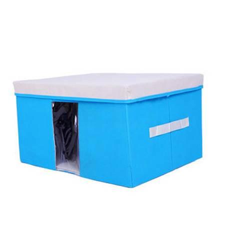 友纳 多功能透明窗可视三件套 收纳箱 收纳盒 可视箱(大号)