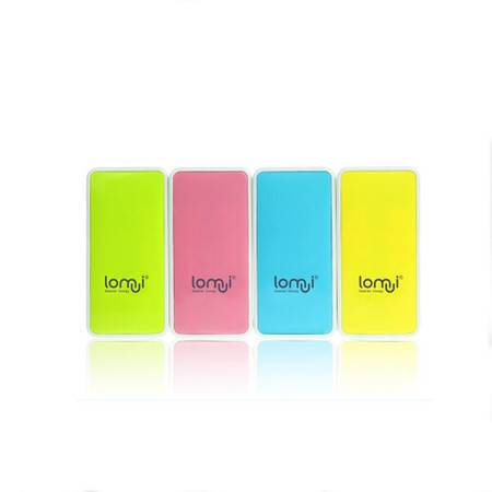 lomui乐木移动电源 L520月光宝盒移动电源 女士可爱充电宝颜色随机