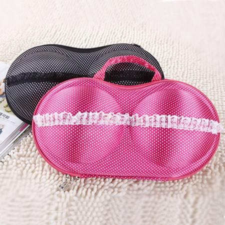 便携式旅行内衣文胸收纳盒 内衣收纳包防压收纳包
