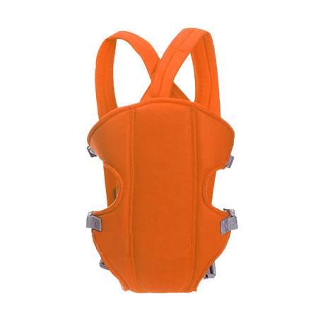 普润 婴儿背带 横抱式背巾四季通用新生儿背带婴幼儿后背式 --橙色