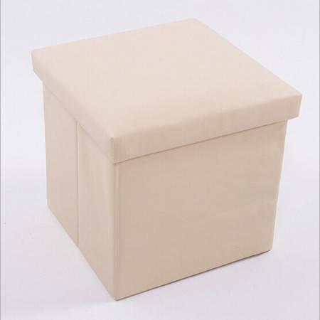 普润 PU皮收纳凳 储物凳 换鞋凳 收纳箱