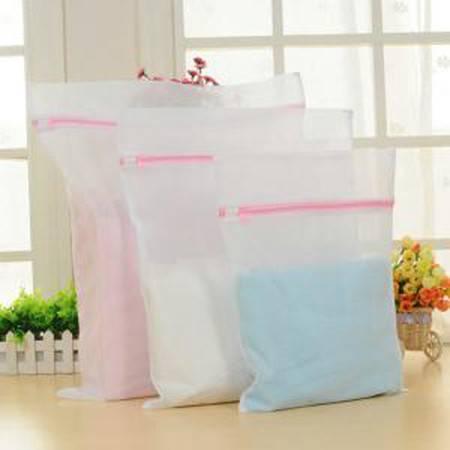 红兔子 网状 纤维衣物 小号护洗袋 洗衣袋(30*40CM)
