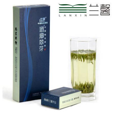 2015新茶贵州茶叶湄潭翠芽 (60g精致装) 绿茶特价