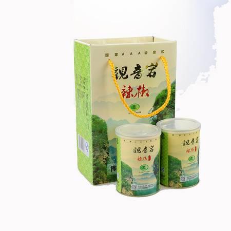 遵义绥阳观音岩特产辣椒 精品辣椒清香4瓶灌装调味生态健康食品