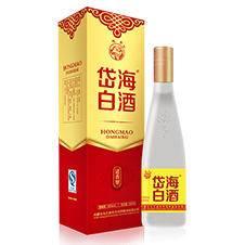 【内蒙古特产】鸿茅岱海白酒金装 老字号产品 白酒 整箱热卖