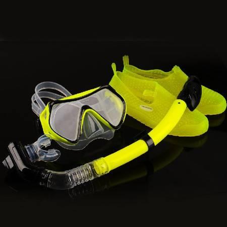 马尔代夫必备 潜水镜 浮潜三宝 浮浅 全干式 呼吸管 装备 套装