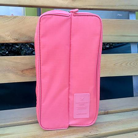 韩版旅行内衣分隔收纳包内裤袋袜子整理包洗漱包内裤包便携