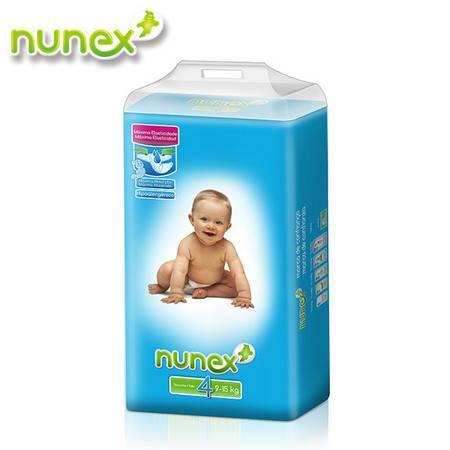 NUNEX贝伶贝丽纸尿裤(M)码 58片