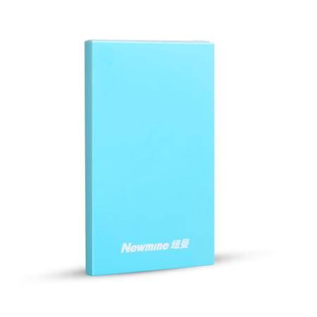 纽曼超薄聚合物移动电源C400