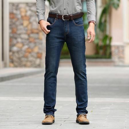 Z9002#战地吉普秋冬新款小脚裤休闲大码弹力合身男装可 -