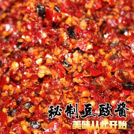 老俵情 湘东农家自制辣酱 纯手工制作 天然营养无添加剂