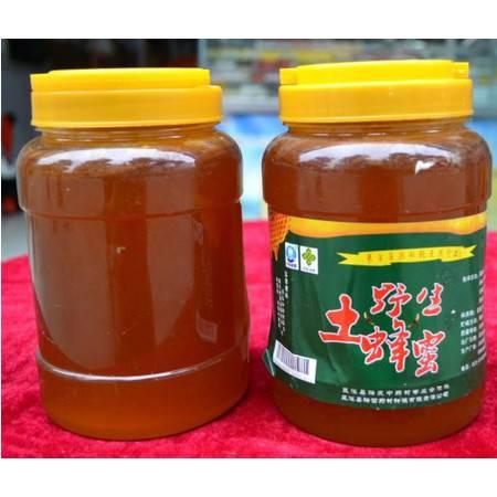 重庆巫溪瑞雪土蜂蜜1000克