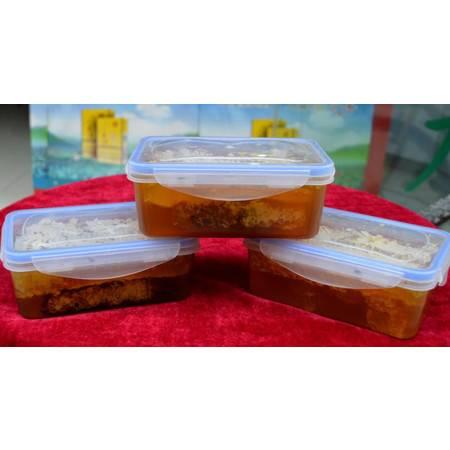 重庆巫溪瑞雪土蜂蜜保鲜盒装1000克
