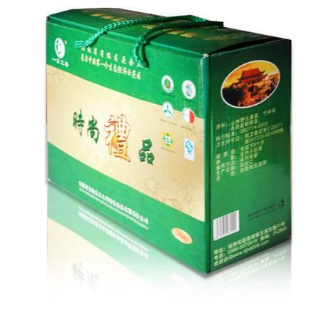 青阳馆  一日三餐礼品盒 90克*16袋