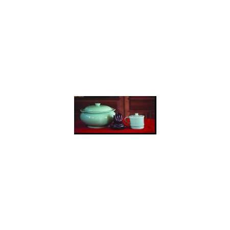 青阳馆  九华青青瓷罐   25g×16包/400g/罐