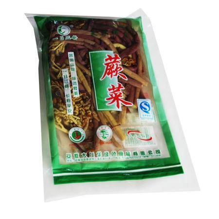 青阳馆  一日三餐  清水蕨菜5*250克/袋